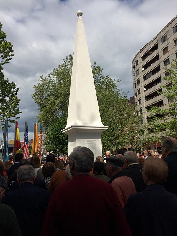 Obelisco Avilés